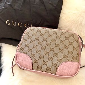 Gucci Camera Crossbody bag